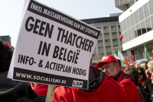 thatcherinbelgie
